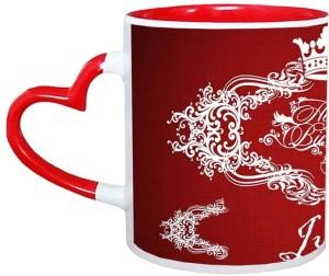 Muggies Magic Jyoti Happy Birthday Name Design 11oz Ceramic Mug325 Ml