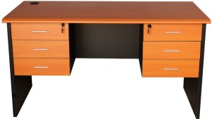 Woodness Engineered Wood Computer Desk