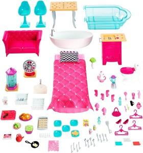 Barbie Dream House 2017 Pink Best Price In India Barbie Dream