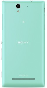 Big Square Back Replacement Cover for Sony Xperia C3
