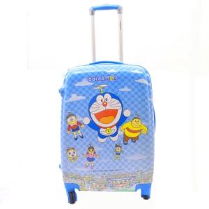 Texas USA Kids DOREMON Printed Cabin Luggage - 22 inch