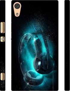 Casotec Back Cover for Sony Xperia XA1