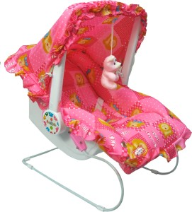 b8267c0db Ehomekart 9 in 1 Carry Cot Bouncer Pink Best Price in India ...