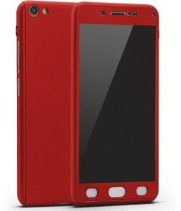 best service 1f796 6658f Mercator Front & Back Case for Oppo Neo 7Red
