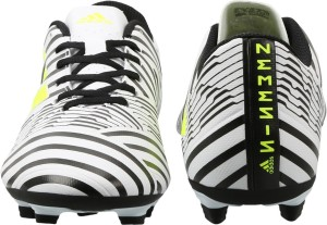 f2f5eb238a9 Adidas NEMEZIZ 17 4 FXG Football Shoes White Best Price in India ...
