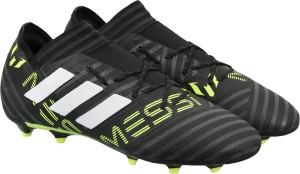 d680f77a97e Adidas NEMEZIZ MESSI 17 2 FG Football Shoes Black Best Price in ...
