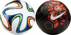 RSO Brazuka & CR7 Football -   Size: 5
