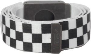 f37d9b855f VANS Men Casual Black Fabric Reversible Belt Best Price in India ...