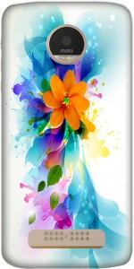 Flipkart SmartBuy Back Cover for Motorola Moto Z Play