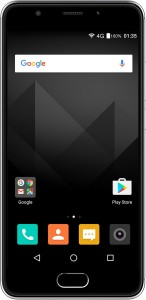 Yu Yureka Black (Chrome Black, 32 GB)