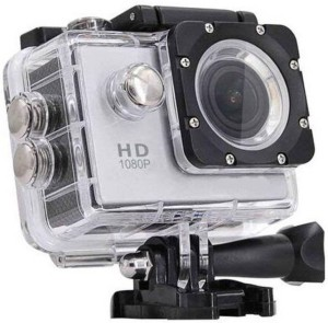 Doodads Action Pro HD Action Adventure Camera 130 degree Wide angle lens sports Camera (Assorted) Sports and Action Camera