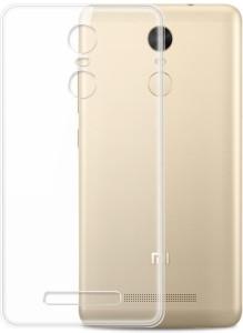 Puri Enterprises Back Cover for Xiaomi Redmi Note 3