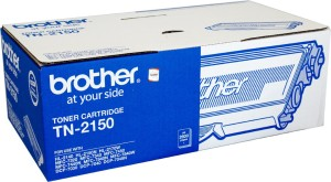 Brother TN - 2150 Toner Cartridge use Brother TN-2150 Brother HL-2140/ HL-2150N/ HL-2170W/ DCP-7030/ MFC-7430/ MFC-7450/ MFC-7840N/ MFC-7340/ MFC-7450/ MFC-7840N. Single Color Toner