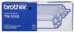 Brother TN 3145 Black Toner cartridge use Brother MFC-8460N/MFC-8860DN/DCP-8060/DCP-8065D/HL-5240/ HL-5250DN. Single Color Toner