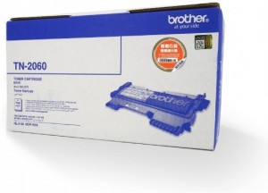 Brother TN - 2060 Toner Cartridge use Brother TN-2060/ HL-2130/ DCP-7055. Single Color Toner