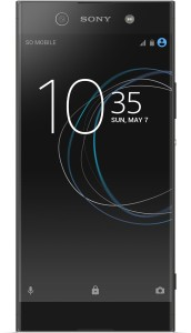 Sony Xperia XA1 Ultra Dual (Black, 64 GB)