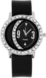 TRUE COLORS BLACK BEUTY SMART SHINY LOOK STAY WITH ME Analog Watch  - For Girls