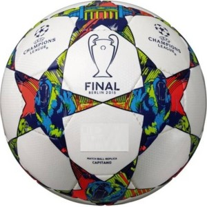 RSO Final Capitano Berlin Match Replica Football -   Size: 5