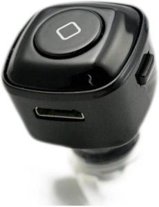 Technomart Ultra Mini Wireless Bluetooth 4.0 Headset for All Smartphones Wireless Bluetooth Headset With Mic