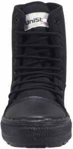 948ca78e0b2c Unistar High Ankle Jungle Boots Black Best Price in India