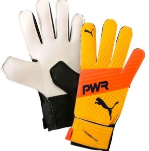 PUMA EVOPOWER GRIP 4.3 (5) Football Gloves (XS, Multicolor)