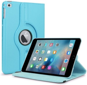 MOCA Flip Cover for Apple New iPad 9.7 inch 2017 Launched Model A1822 , A1823 Magnetic Smart Folio Stand Flip Cover case