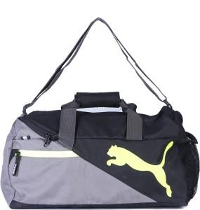 a3355eee27 Puma Fundamental Travel Duffel Bag ( Grey )