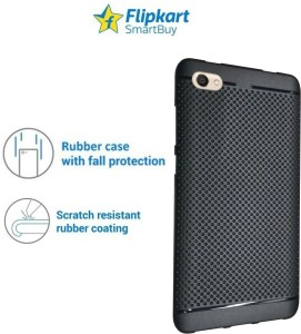 save off daa6b 84679 Flipkart SmartBuy Back Cover for Vivo V5SBlack