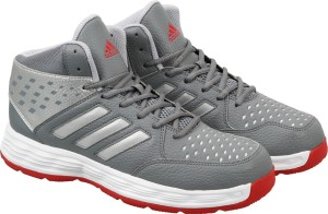 c2c9afd642c1 Adidas BASECUT Basketball Shoes Grey Best Price in India