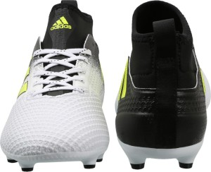 fad51b5f880 Adidas ACE 17 3 FG Football Shoes White Best Price in India