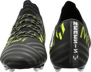 a2db512d98a Adidas NEMEZIZ MESSI 17 3 FG Football Shoes Black Best Price in ...