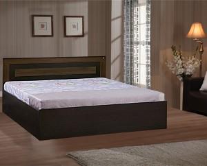 Debono Desire Engineered Wood King Bed With Storage