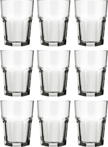 024c12cdf Nadir Figueiredo Glass Set 410 ml Clear Pack of 12 Best Price in ...