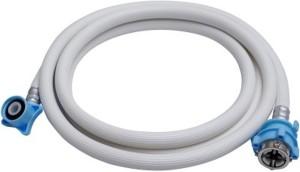 PK Aqua 4 METER UNIVERSAL WASHING MACHINE INLET HOSE + Faucet Tap Adapter Set- Hose Pipe
