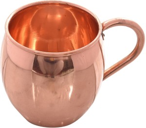Artistic Handicrafts Traditional Health Product Brown 100%Pure Copper Water Jug