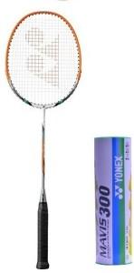 Yonex Nanoray 5 With Mavis 300 Badminton Kit