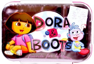 Shape n Style Dora 1 Containers Lunch Box