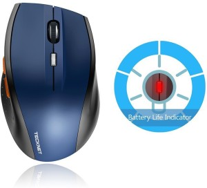 56635d0d485 Tecknet M002wireless mouse Wireless Optical Gaming Mouse Bluetooth Blue  Best Price in India | Tecknet M002wireless mouse Wireless Optical Gaming  Mouse ...