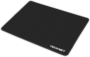 Tecknet G102 Gaming Mouse Mat (XL) Smooth Silk processed Low Friction surface, Non Slippary Rubber Base, 17.7 inch x 13 inch Mousepad
