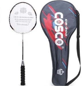 Cosco Cb-300 Badminton Racquet Wood G5 Strung