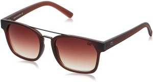 df5a545748c Gio Collection GM6041C 02MBR Wayfarer Sunglasses Brown Best Price in ...