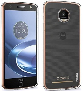 Nodoc Back Cover for Motorola Moto Z Play