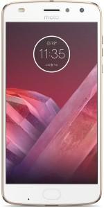 Moto Z2 Play (Fine Gold, 64 GB)