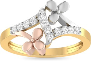 WearYourShine PC Jeweller The Dorsey 22kt Yellow Gold ring