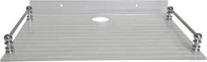 Ampereus Acrylic Wall Shelf
