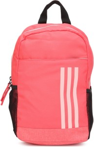 Adidas ADIDAS CL XS 3S 2 5 L Backpack Red Best Price in India ... 84b75f94d786a