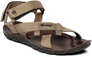 24df2c52f634c5 Paragon Men Grey Sandals Best Price in India