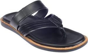 4ba33010779 Khadim s Men Black Sandals Best Price in India