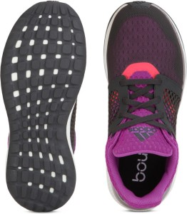 Adidas ENERGY BOUNCE 2 W Running Shoes Black Best Price in India ... 7a5742bd0
