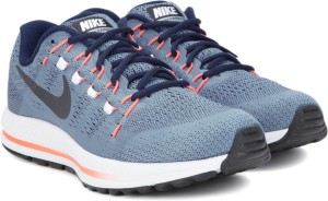 83bc0ccfc7af Nike AIR ZOOM VOMERO 12 Running Shoes Grey Best Price in India ...